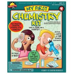 "Scientific Explorer My First Chemistry Kit - Poof-Slinky - Toys ""R"" Us"