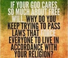 Why atheist come out of the closet and speak out against religion these days.
