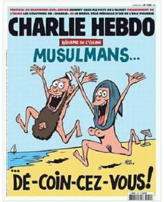 NEW Death Threats Arise From the 'Religion of Peace' Following Charlie Hebdo's…