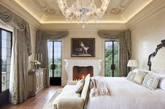 master bedroom elegance | sfa design