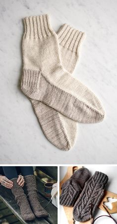 Thoughts of my upcoming Rhinebeck trip have me dreaming of house socks — as is normal anyway for this time of year — for two reasons. One, I'm a little preoccupied with flannel pajama pants a…