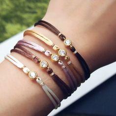 satincord bracelet
