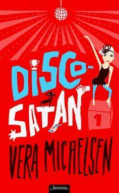 """Er det verdt å selge sjela si for å kunne stå øverst på discopallen? """"Discosatan"""" er utrolig morsom og vil vekke stor begeistring hos unge lesere. Neon Signs"""