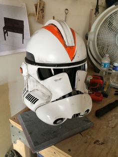 Ep III Clone Helmet