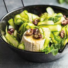 Pomegranates, Recipe for broccoli and Super easy on Pinterest