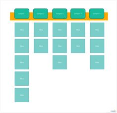 Affinity diagram word template affinity diagram template affinity diagram template and examples ccuart Images