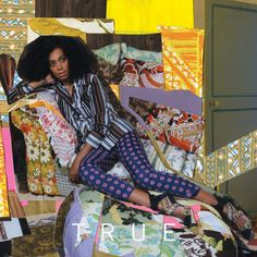 Win tix to see Solange Knowles.} When it comes to fresh-to-death style, Solange Knowles has got it on lockdown. Solange Knowles, Beyonce, Black Girls, Black Women, Web Design Company, Opening Ceremony, Album Covers, Pop Culture, Arquitetura