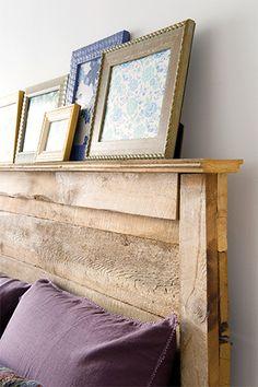 t te de lit en bois chambres pinterest t tes de lit en bois lit en bois et tete de. Black Bedroom Furniture Sets. Home Design Ideas