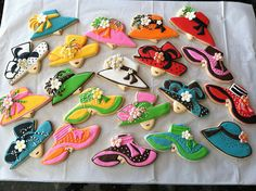 Kentucky Derby Cookies 2013 | Flickr - Photo Sharing!
