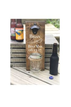 Gift For Boyfriend Birthday Anniversary Personalized Beer Men