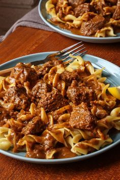 Hungarian Goulash from NYT Cooking Beef Goulash, Goulash Recipes, Recipes With Beef Stew Meat, Stewing Beef Recipes, Pork Recipes, Pasta Recipes, Hungarian Recipes, Beef Dishes, Pasta Dishes