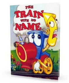 Train With No Name - The little track tester wasn't important enough to have either a name or an engineer. That is, until your child steps in and helps the little track tester to save the circus train. This educational book helps teach about compassion, helping others and most of all, they'll learn that you don't have to be big to be important!