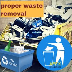 How To Properly Dispose Your Waste At Home Or In Your Business