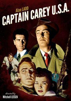 Captain Carey, U.S.A. DVD