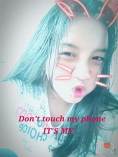Don't touch my phone From winabi