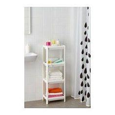 "VESKEN Shelf unit, white - 14 1/8x39 3/8 "" - IKEA"