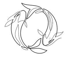 This fish design is part of a series that I will post time after time. These designs are for… Pisces Tattoo Designs, Pisces Tattoos, Word Tattoos, Gun Tattoos, Circle Tattoos, Triangle Tattoos, Ankle Tattoos, Arrow Tattoos, Fish Tattoos