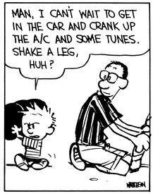 ~ Calvin & Hobbes