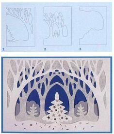 Иллюстрация 5 из 55 для Ажурная бумага - Татьяна Галанова | Лабиринт - книги. Источник: bel-k