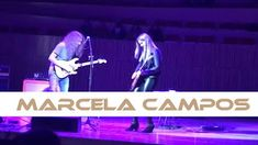 Marcela Campos: chance to jam with Guthrie Govan    Marcela Campos: chance to jam with Guthrie Govan  Guthrie Govan jam with Marcela Campos  Marcela Campos