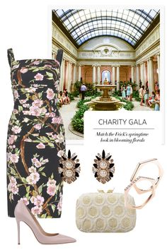 Dressing for a Charity event at the Frick - HarpersBAZAAR.com