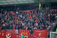 7 goals, a Liverpool record & electric atmosphere – The view from the travelling Kop in Maribor