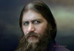 Rasputin – One of the most fascinating figures in the history of the Twentieth Century. An advisor to Nicholas II, the last Tsar of Russia, and intimate companion to his wife, Alexandria Feodorovna. Russian Revolution, Imperial Russia, History Photos, Historical Pictures, Beautiful Family, Picture Show, The Past, Instagram, Eyes