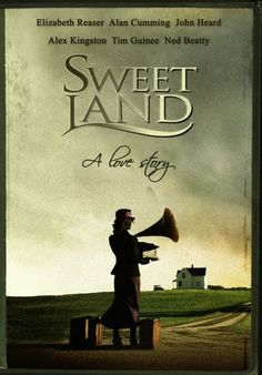 Sweet Land: A Love Story. Motion picture starring Elizabeth Reaser, Lois Smith, Alan Cumming, and Patrick Heusinger. Inge is a feisty German mail-order bride who has come to Minnesota to marry Olaf, a young Norwegian immigrant farmer of few words. But in a post-WWI, anti-German climate, the local minister openly forbids the marriage. Inge and Olaf fall in love despite the town's disapproval. But when the town banker attempts to foreclose on the farm of his friend Frandsen, Olaf takes a…