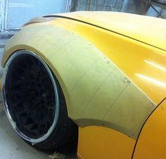 Help making custom widebody / flares - Hot Rod Forum : Hotrodders Bulletin Board