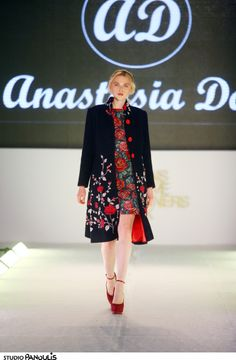 Anastasia Dosi - All about Fashion, Weddings & Christenings All About Fashion, News Design, Bridal Collection, Christening, Anastasia, Good News, Awards, Catwalks, Studio