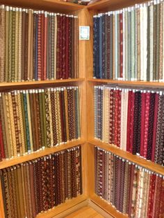 A selection of our reproduction fabrics -Magic Patch Quilting