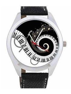 Piano keyboard watch....omgsh, I want this!!!!!!