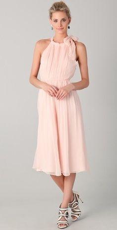 Thread Eleanor tea length  dress $489
