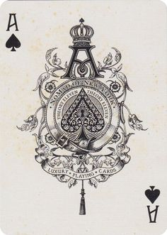 Ace of spades tattoo, ace card, poker tattoo, nomad hotel, pelican ba Tattoo Studio, Posters Geek, Ace Of Spades Tattoo, Poker Tattoo, Spade Tattoo, Arte Dope, Ace Card, Playing Cards Art, Card Tattoo