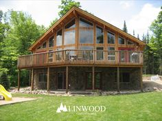 House Plans - Vista Cruise - Linwood Custom Homes