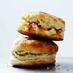 Blackberry Farm's beautiful biscuits
