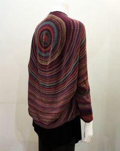 MIEKO MINTZ - YAMAGATA KNIT - this is my dream cardigan