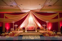 Love this draping! Wedding Backdrop Design, Wedding Stage Design, Wedding Designs, 18th Debut Theme, Debut Themes, Debut Decorations, Wedding Decorations, Debut Stage Decoration, Simple Debut Ideas