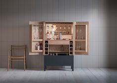 pinch-maison-et-objet-designboom-006  I can add the shelves to my armoire to get this look.