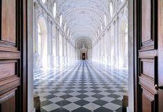 ITALY :: La Venaria Reale - Galleria Grande :: Torino Daily Photo