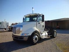 INTERNATIONAL TRANSTAR 8600 For Sale