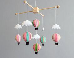 DIY Hot Air Balloon Mobile