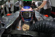 Jenson Button, McLaren, Sepang, 2012
