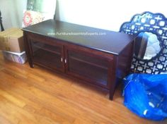Wayfair Tech Craft Veneto Series Tv Stand Embled In Washington Dc By Furniture Embly Experts Llc