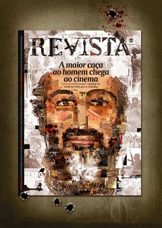 Bin Laden Mosaic cover by Helder Oliveira