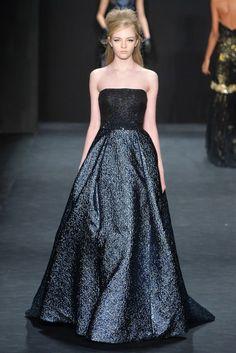Badgley Mischka Fall 2015 Ready-to-Wear Fashion Show