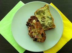 Cake Courgette, Fêta et olive. Testé et certifié sans maux de ventre!