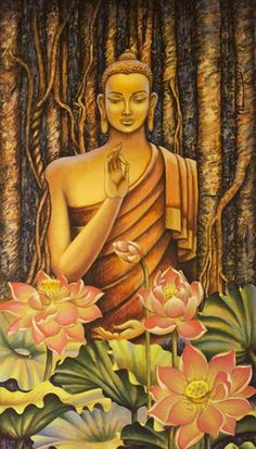 """""""Let us not look back in anger or forward in fear, but around in awareness.""""    ~ James Thurber  Artist: VRINDAVAN DAS   <3 lis"""