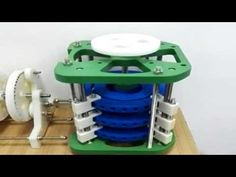 From Dario Busch Magnetic Motor Free Energy Open Source 5 - YouTube