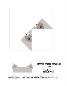 책갈피만들기 도안_종이접기를 이용한 귀요미 동물 책갈피도안 : 네이버 블로그 Easy Origami Animals, Origami Easy, Paper Crafts, Diy Baby, Instagram, Home Decor, Ideas, Drawings Pinterest, Doodle Art